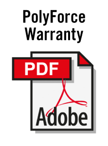 PolyForce Warranty