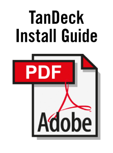 TanDeck Install Guide