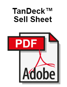 TanDeck Sell Sheet